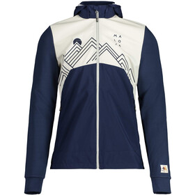Maloja JariM. Multisport WB Hooded Jacket Men night sky
